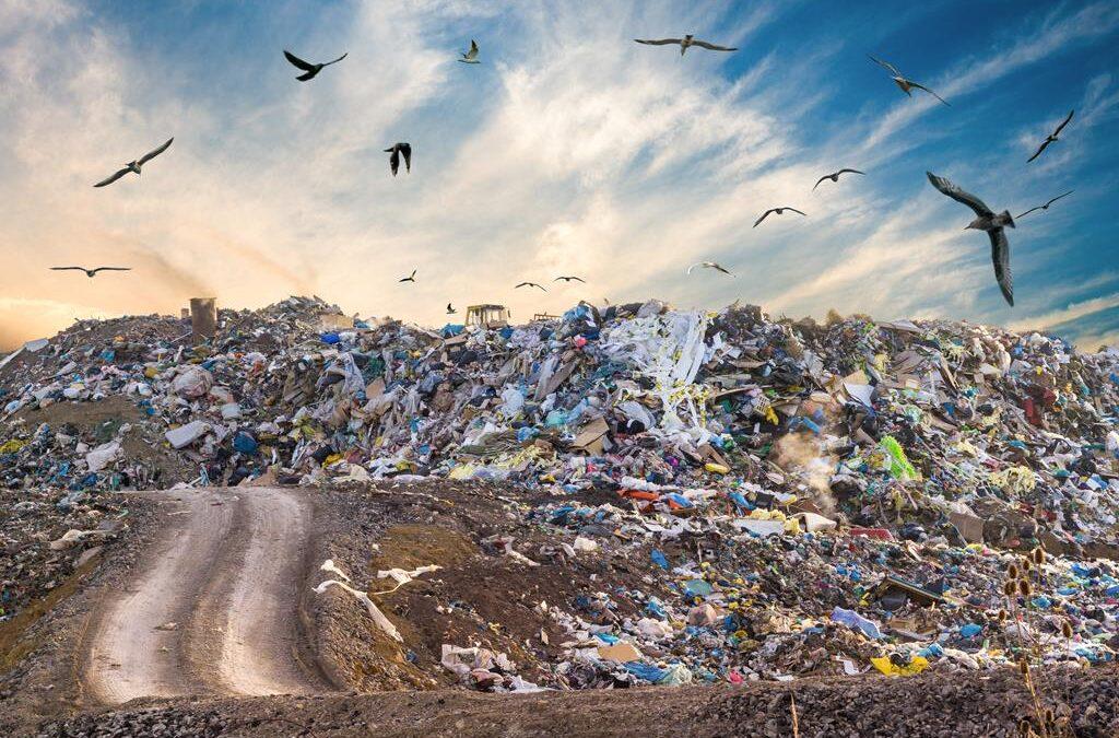 Wpływ sektora gospodarki odpadami na zmiany klimatu i sposoby ich łagodzenia