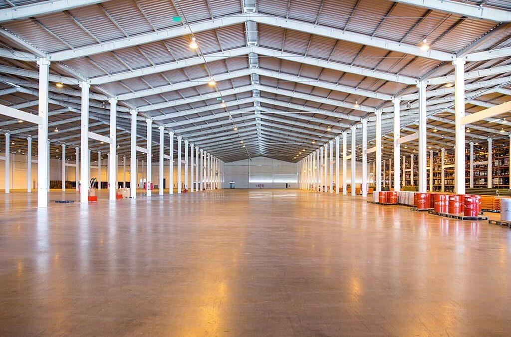 centra logistyczne Śląsk